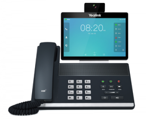 Yealink VP59 wideotelefon IP