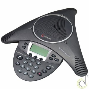 Polycom SoundStation IP 6000 (SIP), EX