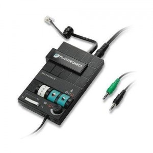 Plantronics MX10 SWITCHER adapter integrujący telefon stacjonarny  i komputer